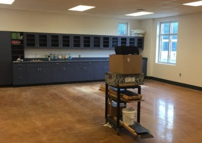 Hancock County Elementary Classroom Addition
