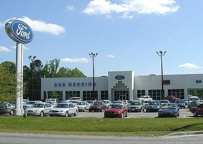 Dub Herring Ford Car Dealership