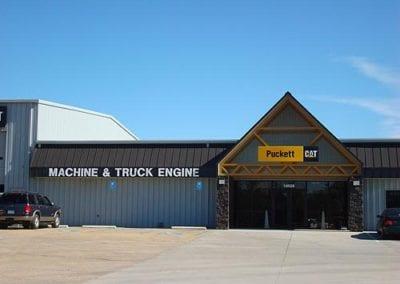 Puckett Cat Machine & Truck Shop