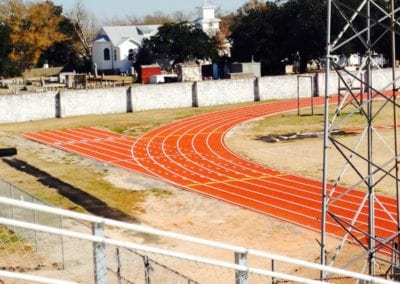 St. Stanislaus Track Replacement