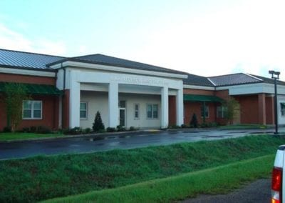 Isaih Fredericks Head Start Facility, Gulfport, MS