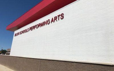 Performing Arts Center Update Sept 2020