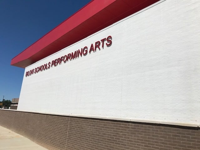 Performing Arts Center Update Sept 2020
