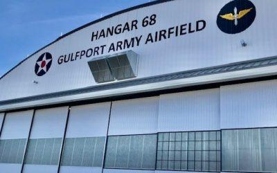 World War II Hangar 68 Update